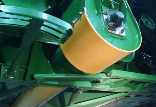 Lower Clean Grain Doors | ExoPlateTM | Lundell Plastics