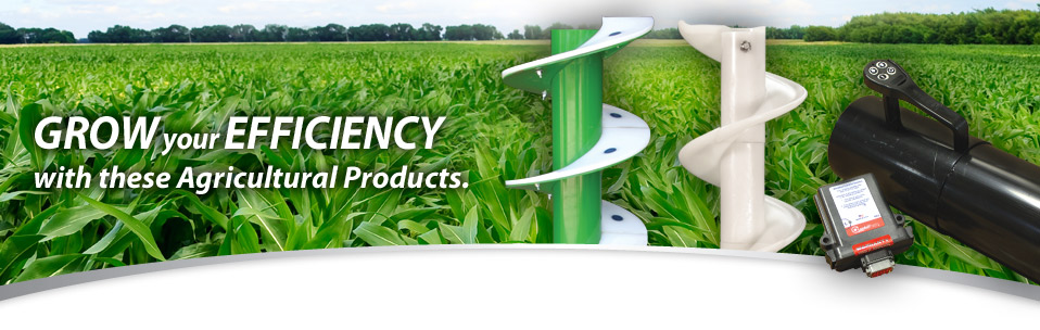 Grow your efficiency with these Agricultural Products.