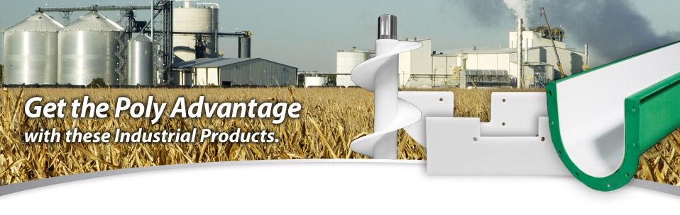 Get the Poly Advantage with these Industrial Products.