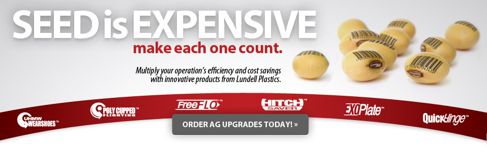 Seed is expensive, make each one count. Order Ag Upgrades today!